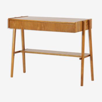 Table de console Tchécoslovaque années 60