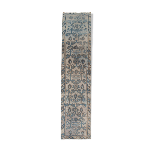 Tapis turc oushak 81 x 342 cm