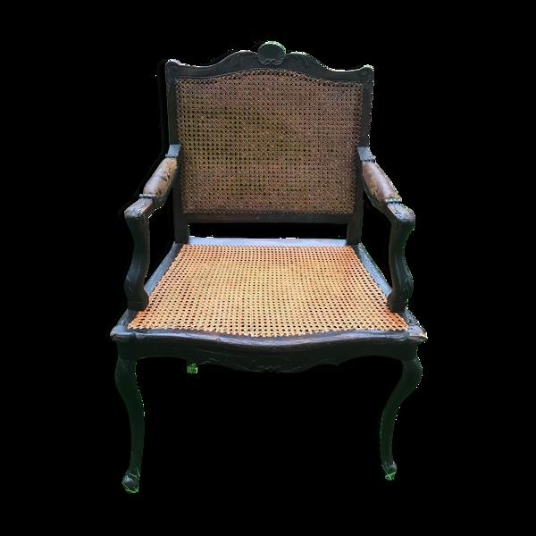 Fauteuil de bureau époque Régence Louis XV