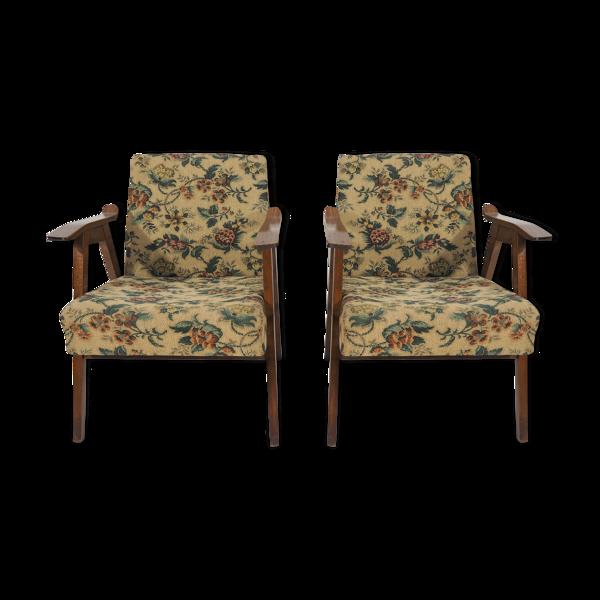 Chaises longues, 1962, ensemble de 2