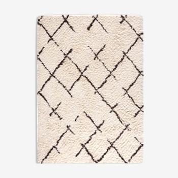 Berber patterned carpet