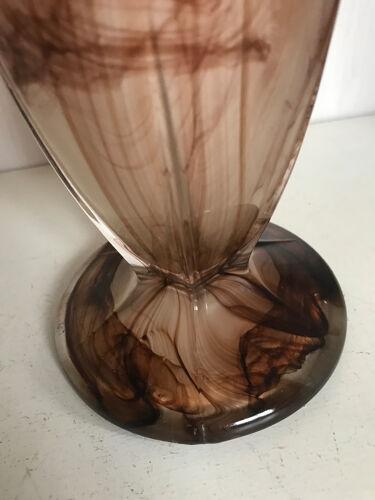 G.Davidson Art Deco vase