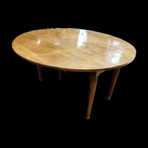 Table ronde à 6 pieds