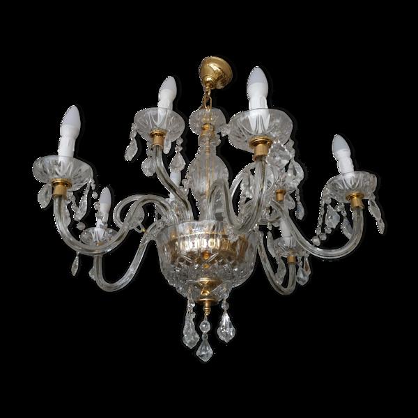 Lustre Murano 9 lumières
