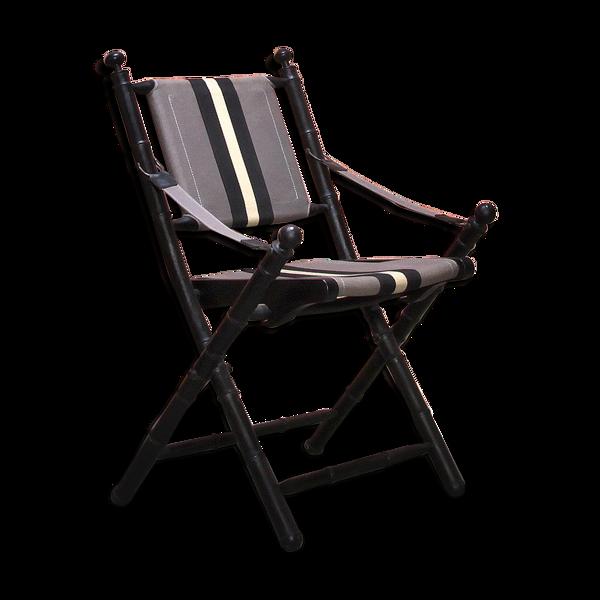 Chaise pliante Eichholtz safari
