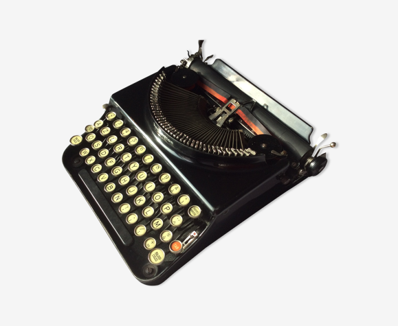 Old Remington Portable Typewriter