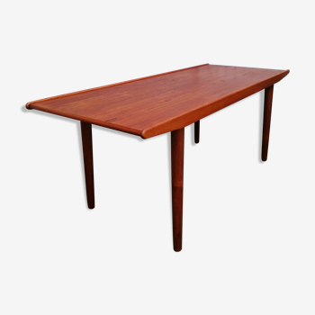 Danish coffee table edited by Frem Rojle 60s