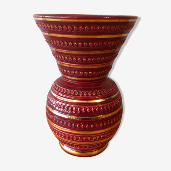 Vase en céramique ancien