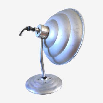 Lampe parabole design années 60 - 70