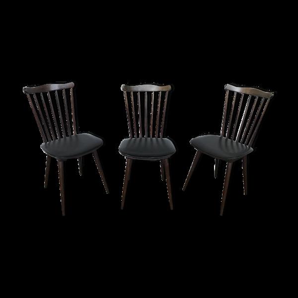 Chaise baumann modèle menuet