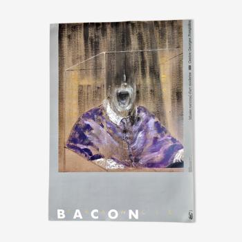 Affiche Francis Bacon