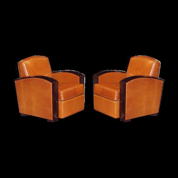 Lot de 2 fauteuils keaton