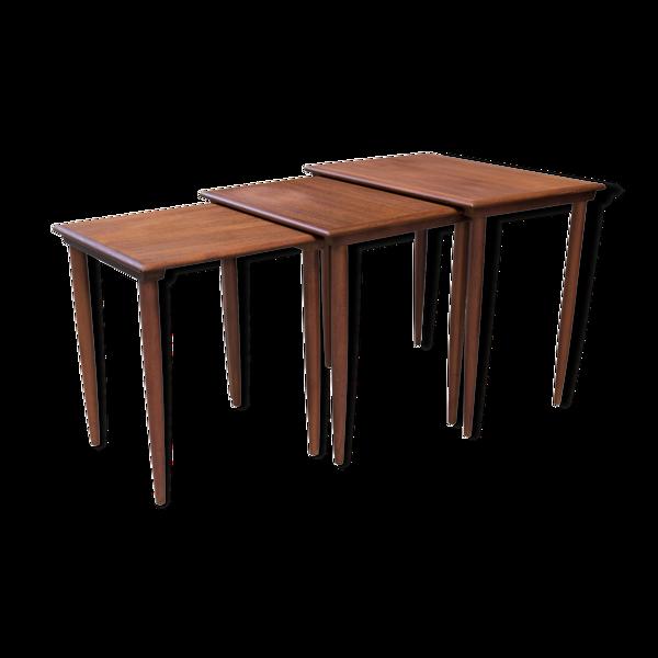 Selency Tables gigognes vintage scandinaves 1970