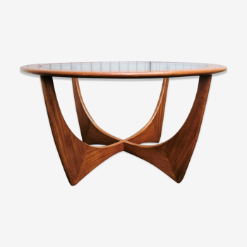 Round coffee table by V B Wilkins for G plan astro 60s