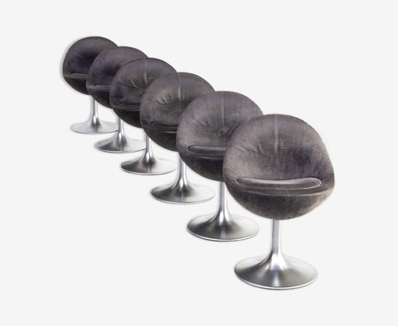 Chaises B. Johanson 'venus' des années 60 pour Johanson Design