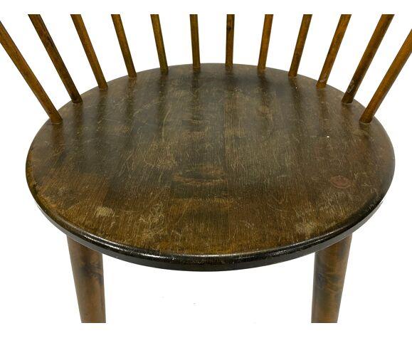 Chaise de bar design vintage Nesto Pastoe 1960