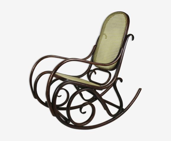 Rocking-chair Thonet 1970