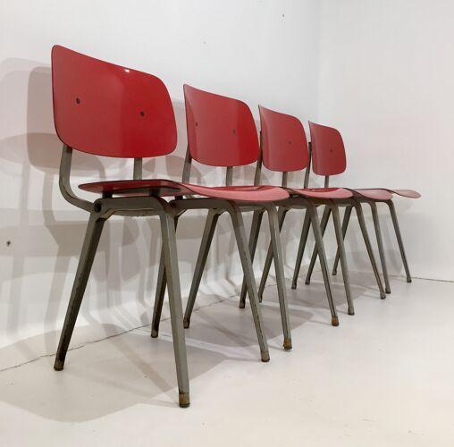 Chaises modèle Revolt de Friso Kramer, édition Ahrend De Cirkel