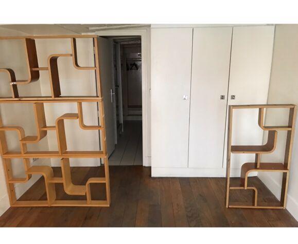 Lot de 2 claustras étagères Ludvik Volak