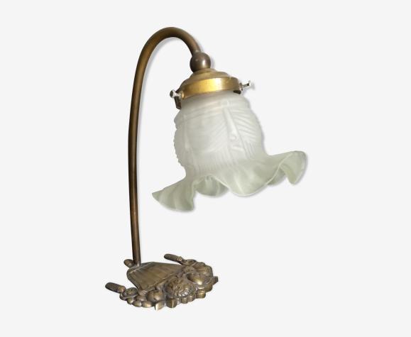 Lampe ancienne à poser