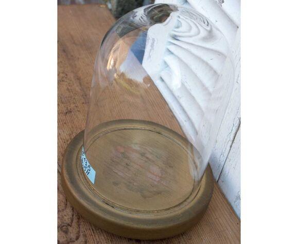 Globe en verre rond 20,5 cm