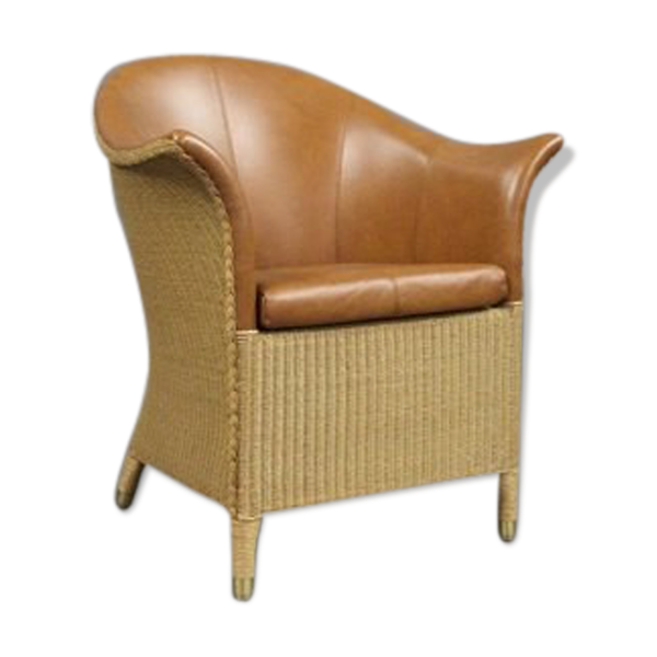 Selency Sika Design braided armchair