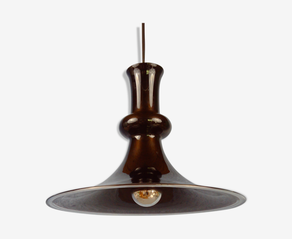 Etude pendant by Michael Bang for Holmegaard, Denmark.