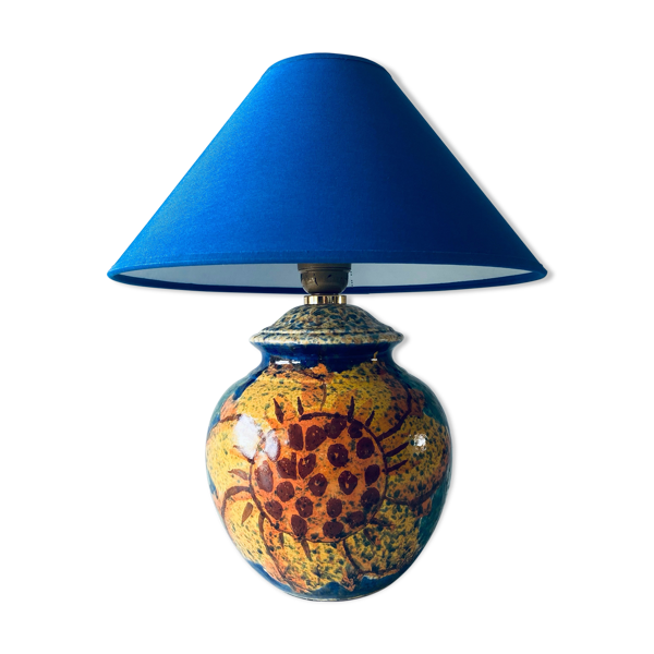 Lampe Hubert Olivier en céramique