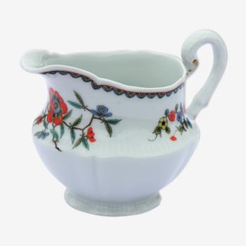 Crémier porcelain Haviland A la Grenade