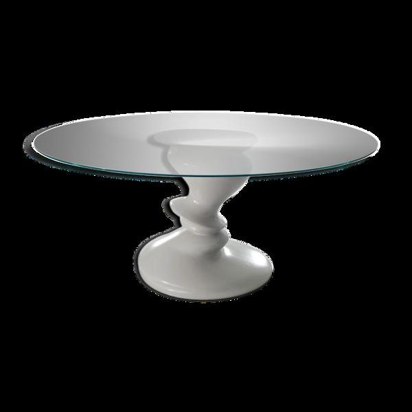 Selency Table de salle à manger Sismic Roche Bobois