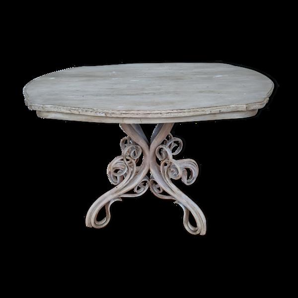 Table ancienne début 1900