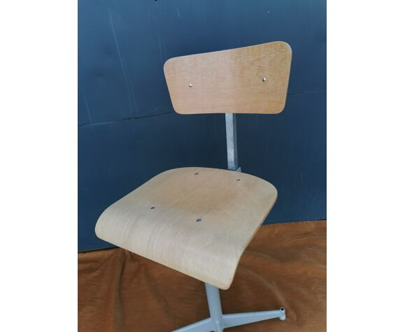 Chaise d atelier reglable