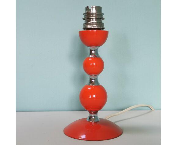 Pieds de lampe années 70