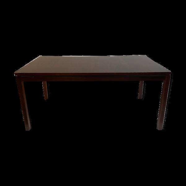 Table salle à manger en palissandre