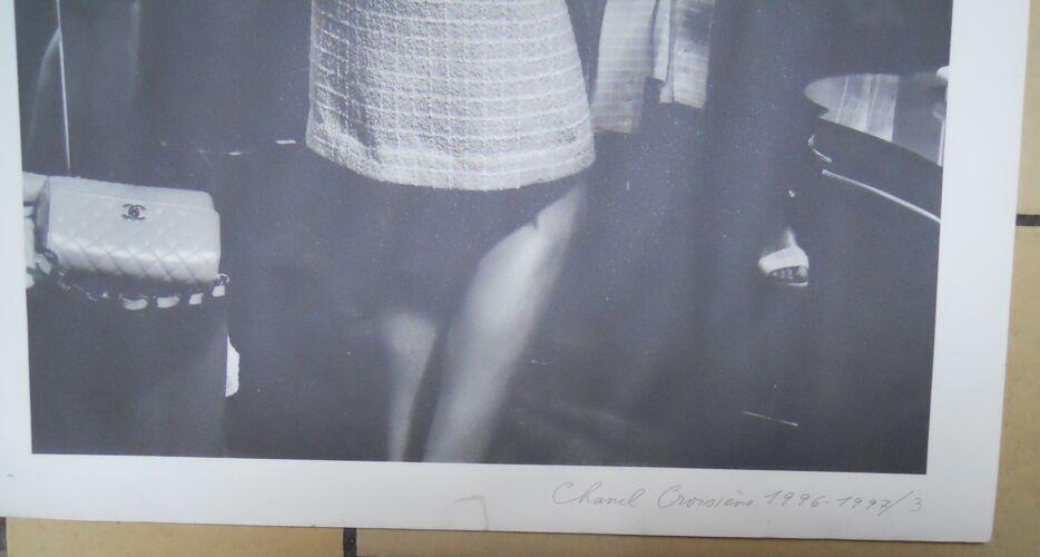 Photo extraite de catalogue chanel croisiere 1996-1997/3