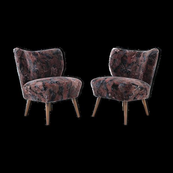 Ensemble de deux chaises longues, 1950