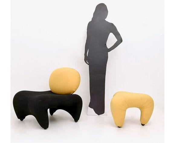 Salon Mod. «She» de A. &C. Bartoli et Prod de Rossi di Albizzate, années 2000