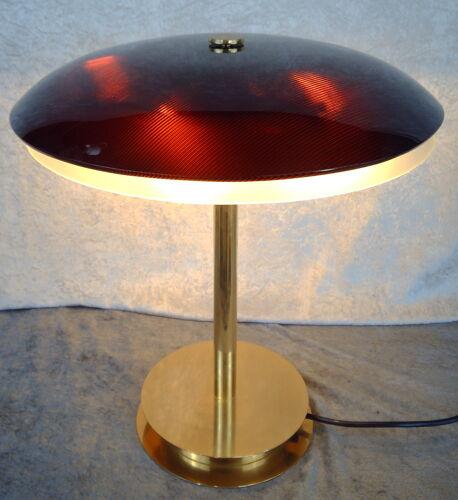 Lampe de table italienne du milieu du siècle «Bis» de Fontana Arte, 1954