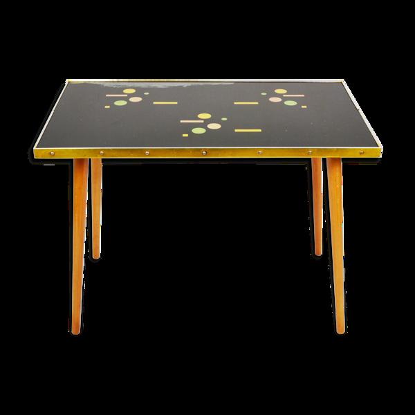 Table vintage de Mihoma, années 1969