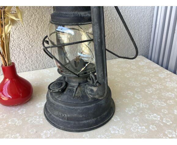 Kerosene lamp Feuerhand Western baby special 276 W.Germany
