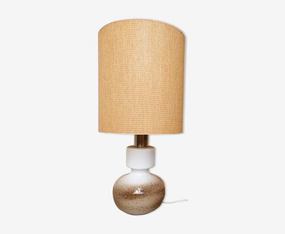 Lampe de sol en céramique