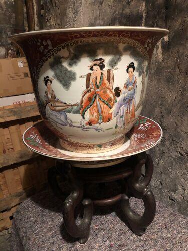 Vasque chinoise