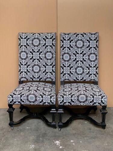 Set deux chaises Napoléon III