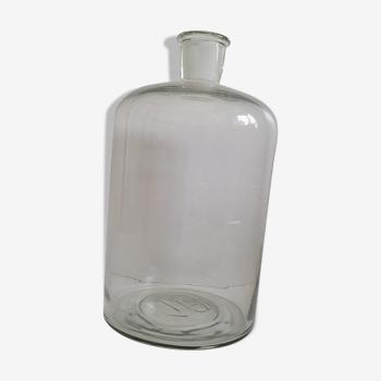 Flacon apothicaire 10L transparent
