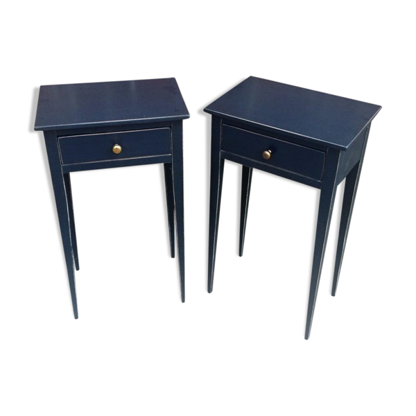 Selency Pair of nightstands