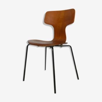 Chaise Hammer 3103 Arne Jacobsen pour Fritz Hansen