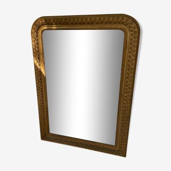 Miroir Louis Philippe 123 X 85 cm