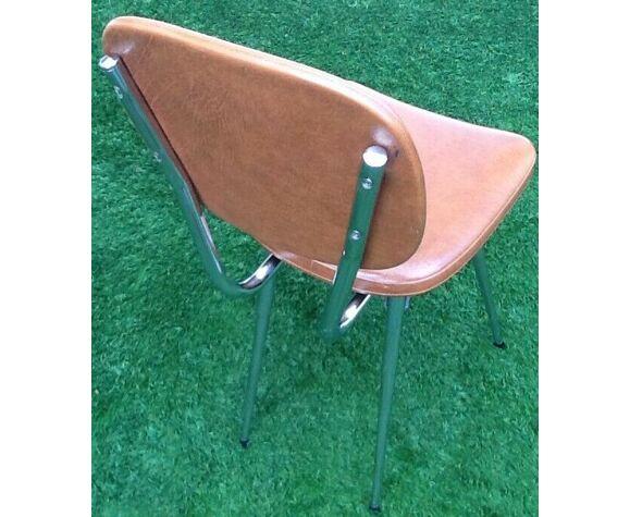 Chaise Tublac France des années 60