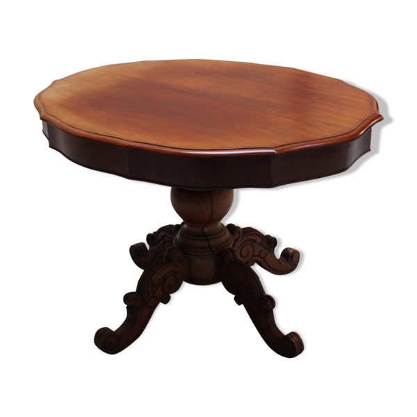 Selency Table Louis Philippe en acajou
