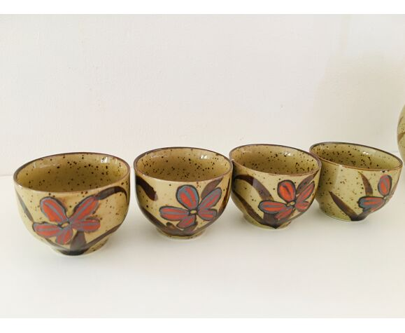 Japanese tea set
